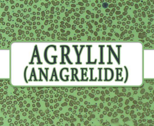 Agrylin (Anagrelide)