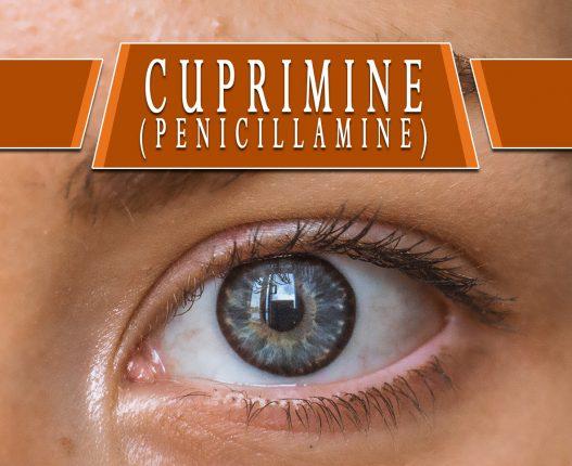 Cuprimine (Penicillamine)