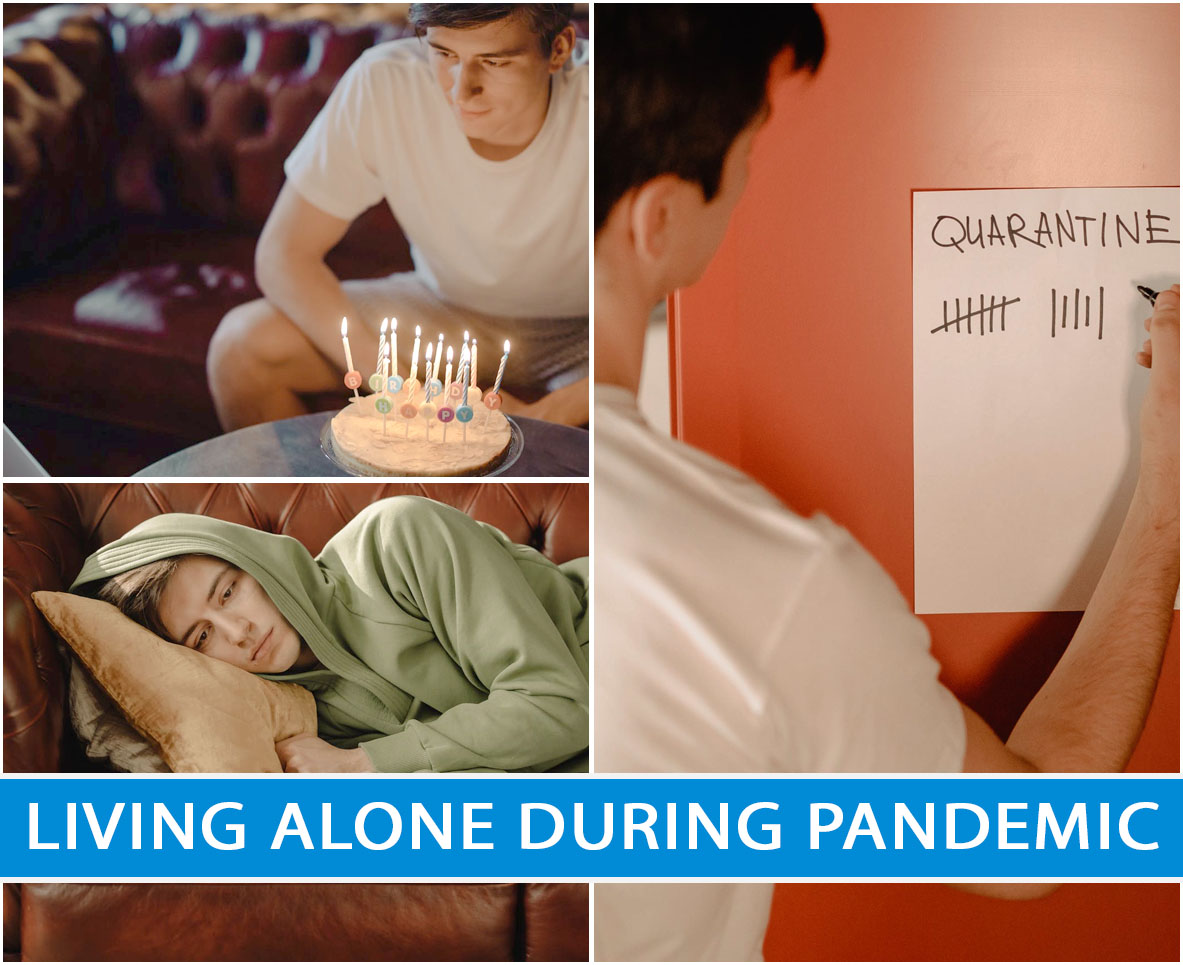 Living Alone During Pandemic