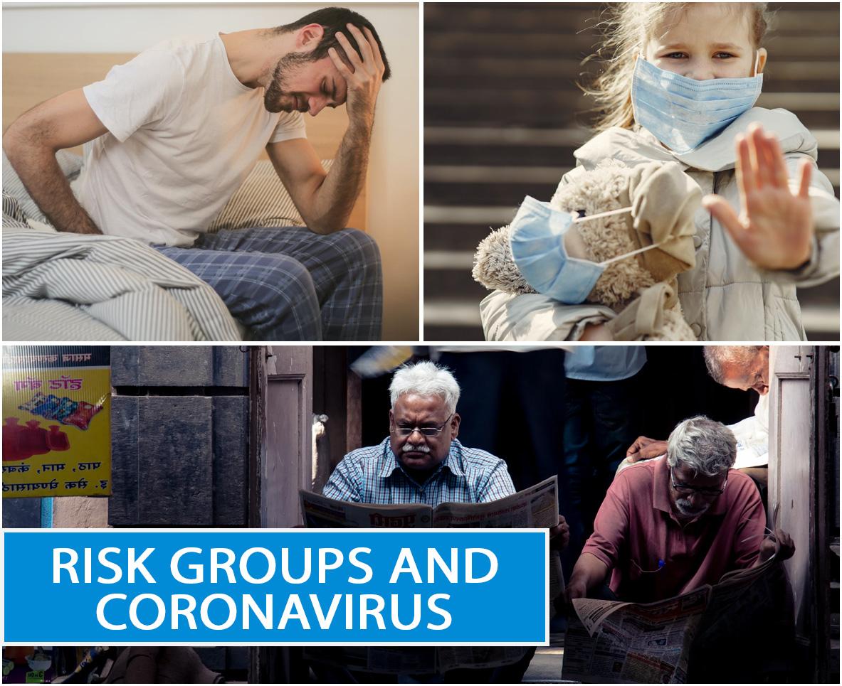 Risk Groups and Coronavirus