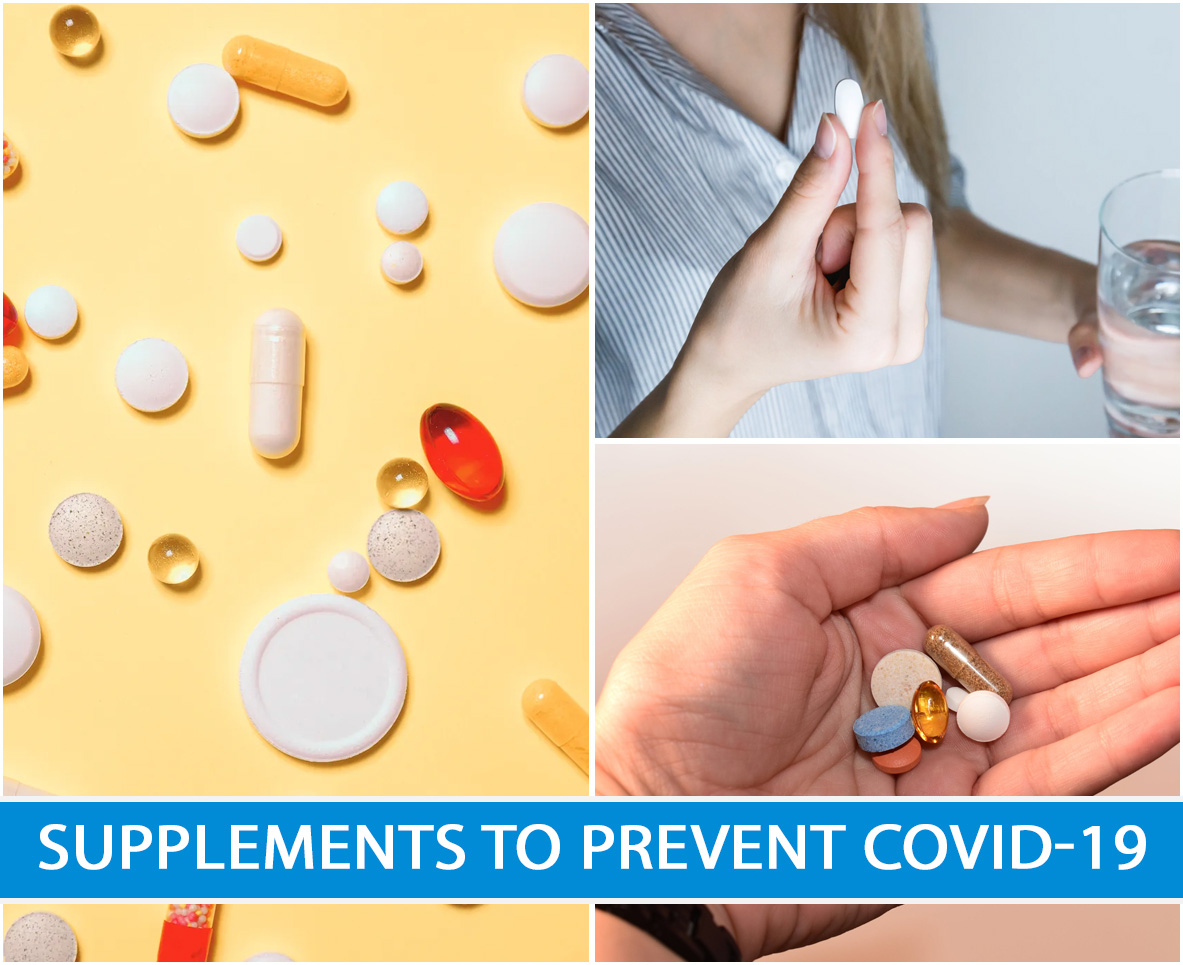Supplements To Prevent COVID-19