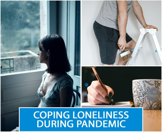 Coping Loneliness During Pandemic